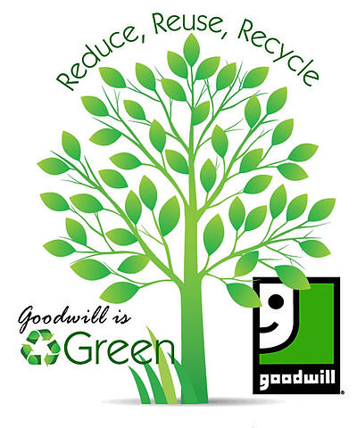 Goodwill is Green