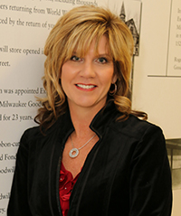Jackie Hallberg President & Chief Executive Officer