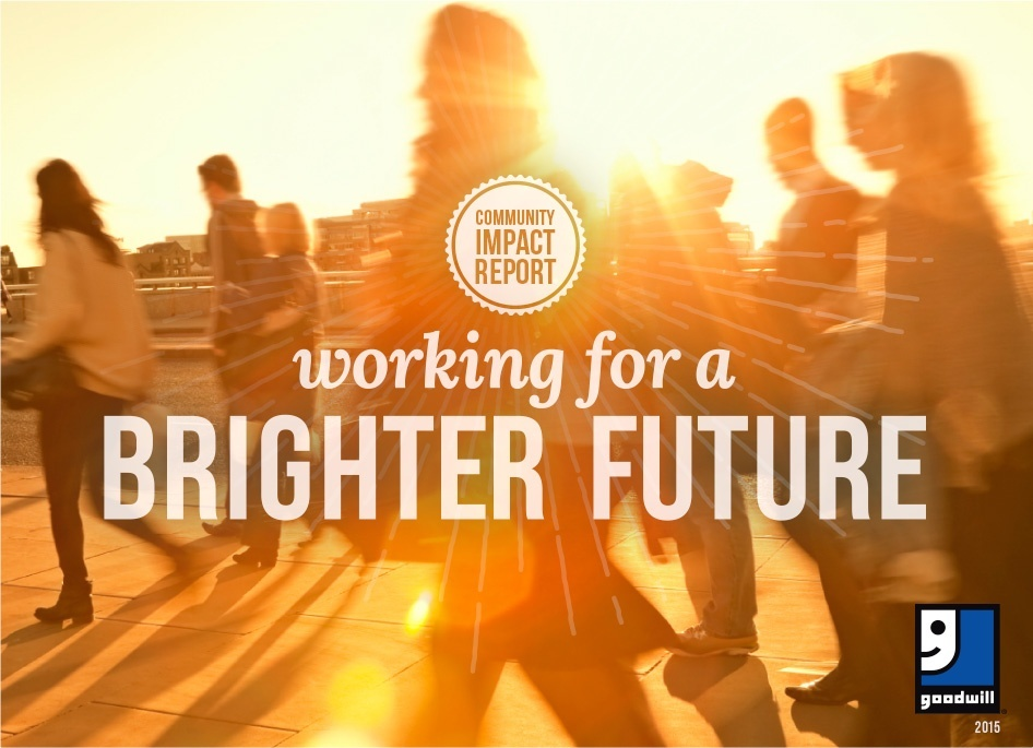 Community Impact Report - Working for a brighter Future