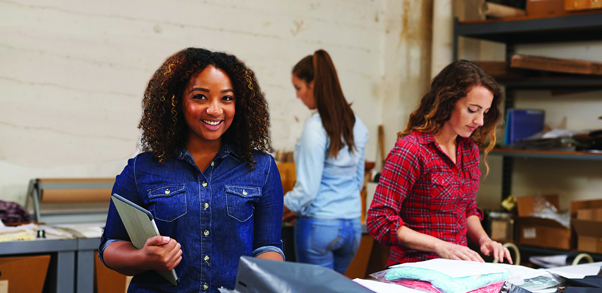 E-commerce warehouse jobs