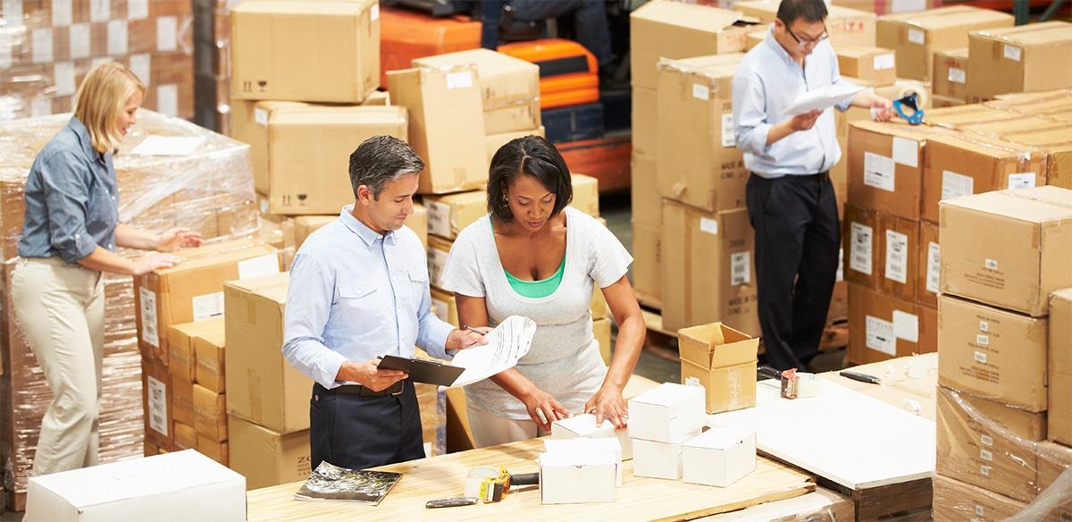 E-commerce sortation jobs